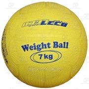 Мяч для атлетических упражнений (Вейтбол) 7 кг фото