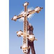 Авторские разработки крестов от 5 - 8 метров и более фото