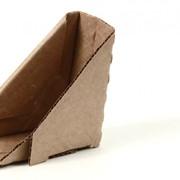 Уголок защитный картонный фото