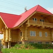 Строительство домов с рубленного бревна