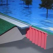 Бетоны гидротехнические для плотин, шлюзов, облицовки каналов и т.п. фото