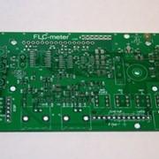 Печатная плата для электронных устройств FLC-meter SMD фото