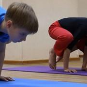 Йога для детей, детская йога в Киеве фото