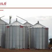 Зернохранилища с плоским дном фото
