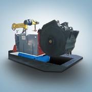Кантователь тягового двигателя фото