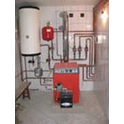 Обслуживание систем канализации, водоснабжения, отопления фото