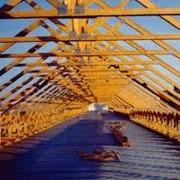 Каркасы быстровозводимых зданий Стропильные фермы фото