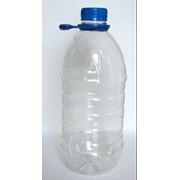 Тара ПЭТ : бутылка 0,5л с крышкой в комплекте фото
