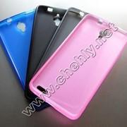 Силиконовый чехол Alcatel One Touch Idol X 6040