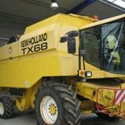 Зерноуборочный комбайн New Holland TX 68 PLUS фото
