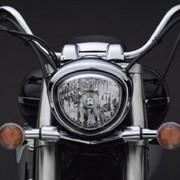 Мотоцикл дорожный XVS1300A Midnight Star - Мощное явление фото