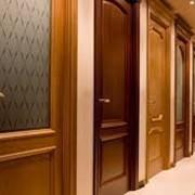 Установка межкомнтных и входных дверей. фото