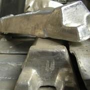 Алюминиевая чушка (переплав) фото