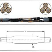 Соединительная муфта GUSJ-42/ 70-120-3HL до 20/35 кВ фото