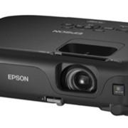 Аренда Проектор: Epson EB-W02 + экран фото