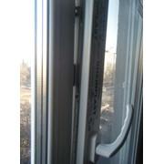 Противовзломные окна STEKO,фурнитура ROTO NT-LZ