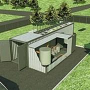 FloTenk-BioDrafts сооружения очистки бытовых сточных вод фото