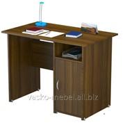 Стол письменный ПС 40-09 М1 Орех валенсия