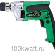 Дрель Hitachi D10VF (с б/з патроном) 720Вт фото