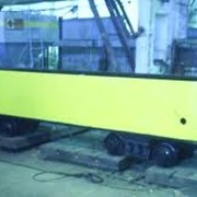 Вагонетка шахтная ВБ 2,5/750 фото