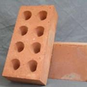 Кирпич керамический рядовой фото