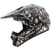 ONEAL Кроссовый шлем ROCKHARD II MX Hustler фото