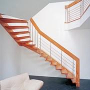 """Лестница модель """" Inox design S"""" фото"""