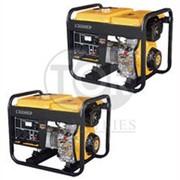 Генератор дизельный TOR LB-4000CXE 3,0кВт (COP), 220В, 12,5л фото