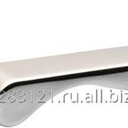 Ручка раздельная Linda RM SC/CP-16 матовый хром, хром Код: 33153 фото