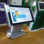 Интерактивный сенсорный киоск фото