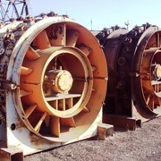 Вентилятор шахтный фото