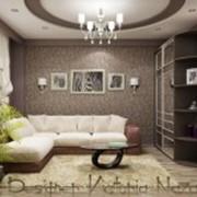 Дизайн интерьера Гостевая спальня фото