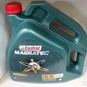 Castrol Magnatec 5W-40 А3/В4 4 л фото