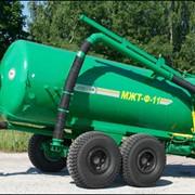 Машина для внесения жидких органических удобрений МЖТ-Ф-11 ( Бобруйск ) фото