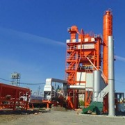 Асфальтобетонный завод (АБЗ) 60 - 160 т/ч фото