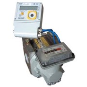 Счетчики газа ротационные RVG G100 фото