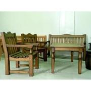 Мебель из лиственницы М-13 фото