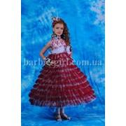 Детское платье нарядное RUD_9965 фото