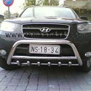 Дуга передняя Hyundai Santa-Fe 07- фото