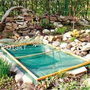 Защита водоемов и посадок от атмосферных воздействий фото