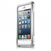 Чехол ItSkins Outlaw for iPhone 5/5S White (APH5-OTLAW-WITE), код 54855 фото