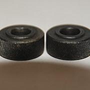 Ролик для накатки сетчатых рифлений 0,6мм к-т из 2 шт, (20*9*8мм) фото