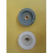 Камень заточной для дискового раскройного ножа D 100 фото