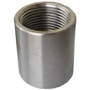 Муфта стальная 65 ГОСТ 8966-75, оцинкованная фото
