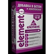 """Добавка в бетон комплексная """"ELEMENT"""" фото"""