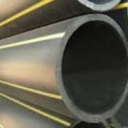 Трубы полиэтиленовые для газоснабжения фото