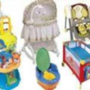 Товары для детей. фото