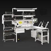 Антистатическая промышленная мебель фото