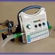 Аппарат искусственной вентиляции легких портативный А-ИВЛ/ВВЛ-ТМТ, Аппараты дыхательные для служб скорой помощи фото