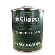Герметик борта 1 л. CLIPPER А301 фото